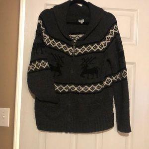 Super cozy wool blend sweater